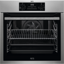 BOBZDM (944187617), AEG Backofen, Chrom, 60, A